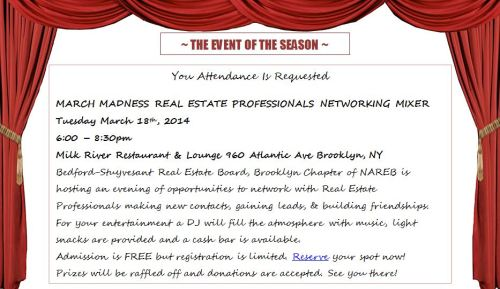 brooklyn network mixer